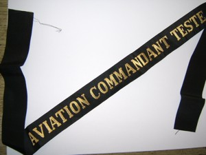 AVIATION COMMANDANT TESTE 1939 WWII ORIGINAL